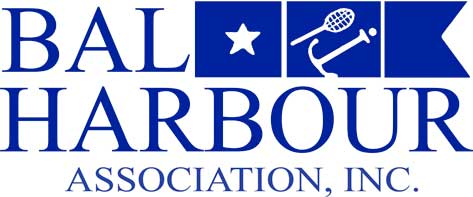 Bal Harbour Association, Inc. Logo